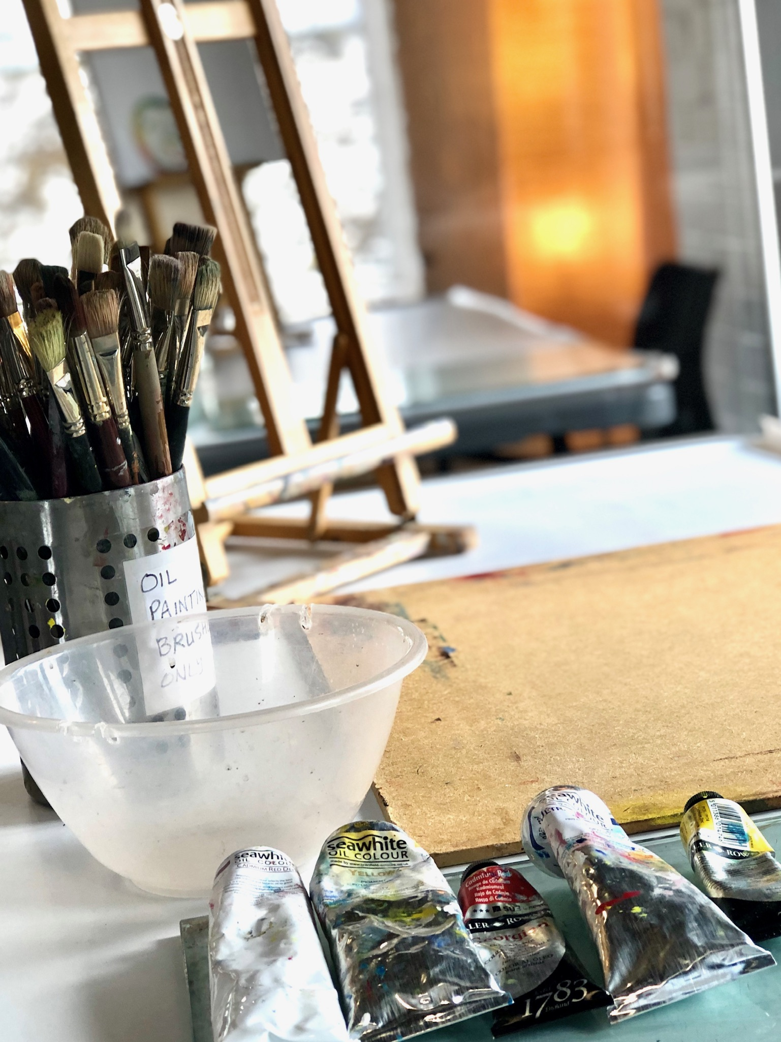 The Art Workshop | Art Courses Cardiff